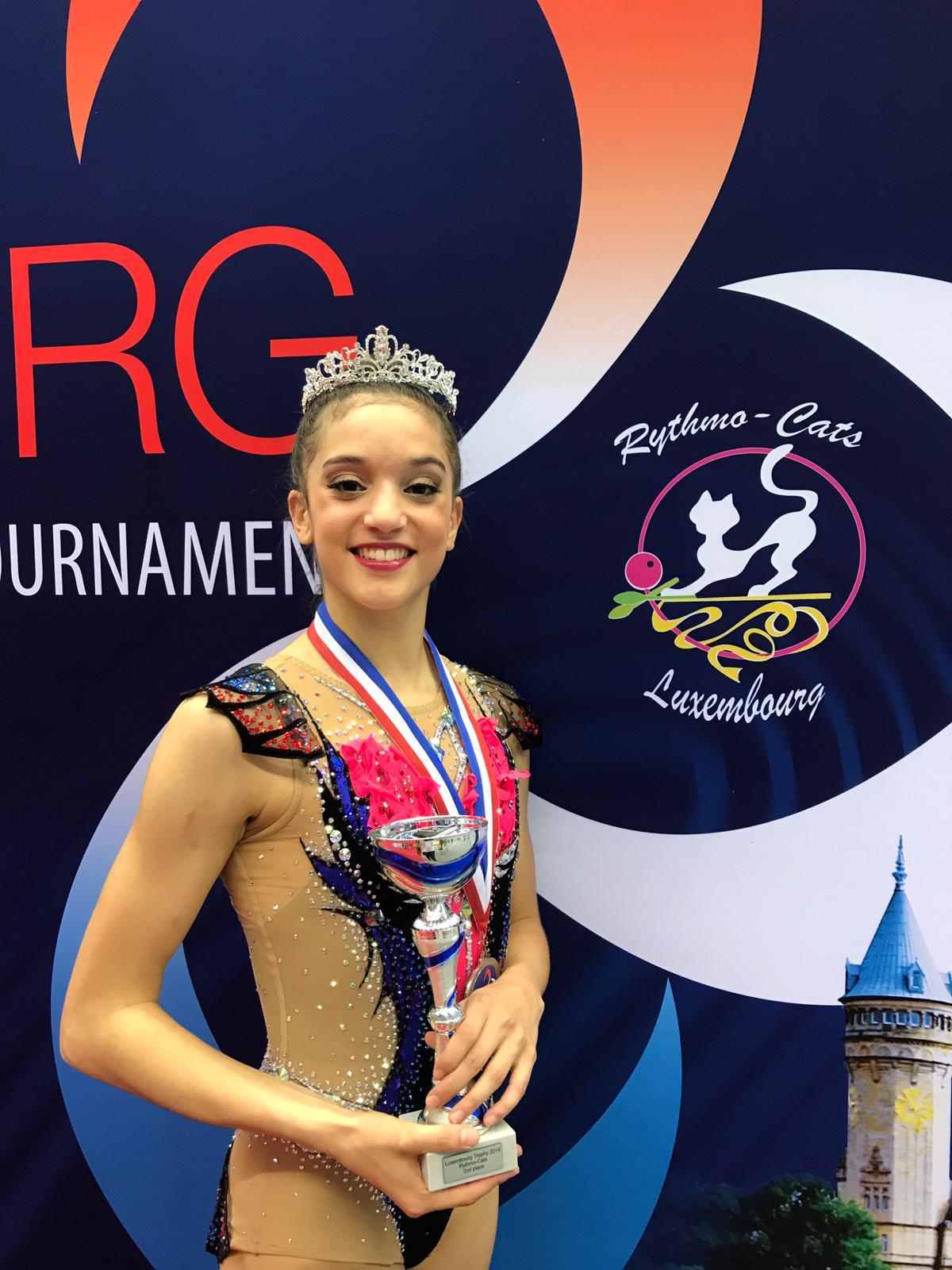 Éxito del Club Ritmo en el Luxembourg Trophy