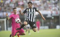 La vuelta de la eliminatoria ante el Cartagena, en sábado