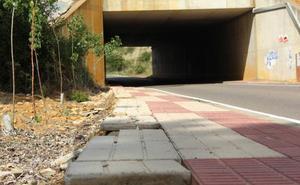 La seguridad del Camino a debate: Valverde solicita señalizar el paso de peregrinos y la pendiente en el tramo del mortal atropello