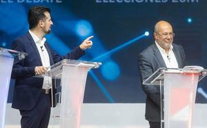 Tudanca urge a Cs a negociar en Castilla y León: «El tiempo se acaba»