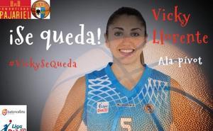 Vicky Llorente renueva en Embutidos Pajariel Bembibre: «Me ilusiona mucho el proyecto»