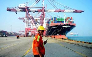 El comercio exterior de China crece pese a los aranceles de Trump