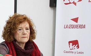 Eloina Terrón dimite como coordinadora provincial de IU ante los malos resultados electorales