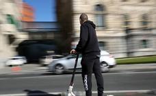 Una empresa leonesa, el mejor antirrobo para los patinetes eléctricos de Madrid