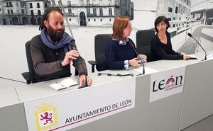 La accesibilidad del edificio municipal de Ordoño y San Marcelo es «muy mejorable» y requieren 83 intervenciones
