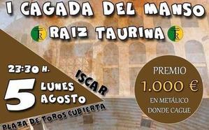 1.000 euros de premio si aciertas donde caga un buey en Íscar