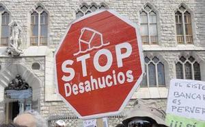 El número de desahucios por impago de alquiler en León es cinco veces mayor que por no abonar la hipoteca