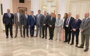 Astorga y Kolomna ratifican sus convenios comerciales en la Embajada de Rusia en España