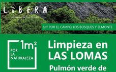 La Transcandamia y la Marcha Nórdica León se unen contra la basura de las Lomas