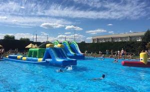 Las piscinas municipales de Villaquilambre abrirán sus puertas este viernes