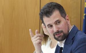 Tudanca espera que las exigencias de Cs al PP no sean una «excusa» y apela a la palabra de Igea