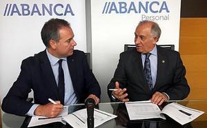 Abanca diseña una oferta a medida de las necesidades de los titulados mercantiles de León