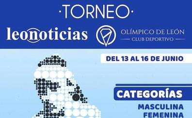Cuadros del Torneo de pádel leonoticias - Olímpico de León