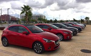 León acoge la sexta edición del Mazda Skyactiv Tour