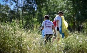 La iniciativa 'Libera' limpia este sábado entornos naturales de Las Médulas, Lillo y La Fonseya