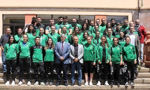 Los deportistas de la ULE ganaron doce medallas en los Campeonatos de España 2019
