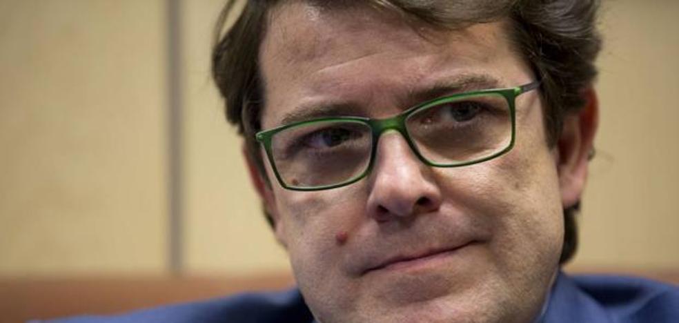 PP y Ciudadanos cierran un acuerdo de gobierno en Castilla y León