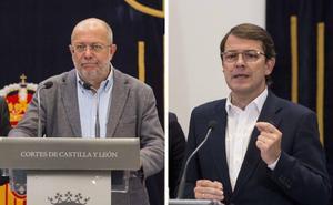 El pacto PP-Cs, pendiente del reparto de consejerías y las diligencias abiertas en Salamanca