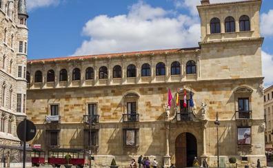 El Palacio de los Guzmanes, entre los edificios renacentistas más bellos de España