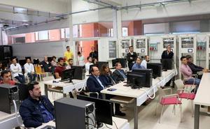 La ULE y Schneider Electric inauguran la primera Aula Tecnológica 'IoT' en Castilla y León