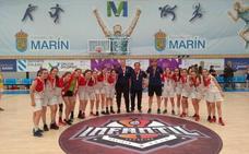 BF León finaliza en 12º posición el Campeonato de España infantil de Marín
