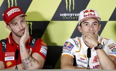 Barcelona prueba el estado de MotoGP
