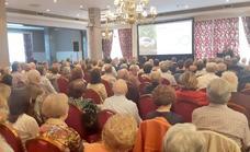 El BBVA reúne a más de 150 accionistas en León