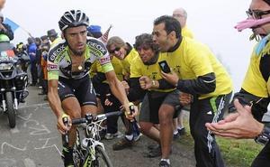 Juanjo Cobo pierde la Vuelta de 2011 por dopaje