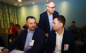 El PSOE de León propone al alcalde de Camponaraya como candidato a presidir la Diputación provincial