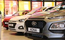 León acoge los últimos modelos del mercado en la Feria del Vehículo Nuevo con la presencia de todos los concesionarios de la ciudad