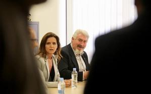 Igea reúne a su grupo para avanzar en el trabajo interno ante la constitución de las Cortes