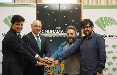 Unicaja Banco patrocina el festival Sonorama 2019, que se celebra en agosto en Aranda de Duero
