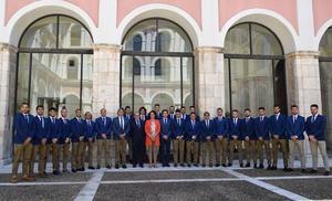 La Junta reconoce el esfuerzo de la Selección Autonómica de Fútbol