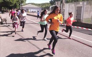 Nuevo éxito de la Carrera Solidaria a favor de Bamba Project en Hospital de Órbigo