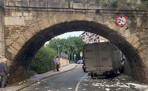 UPL exige «medidas inmediatas» de señalización en el puente de San Marcos