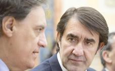 Herrera preside un ejecutivo en funciones con cinco consejeros tras los nuevos ceses