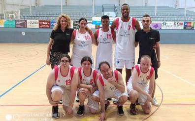 Asprona-León logra el subcampeonato de España de baloncesto mixto
