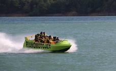 Llega a Riaño la experiencia del 'JeatBoat'