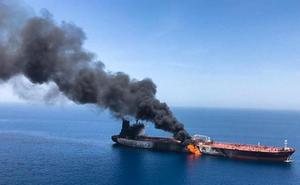 Irán acusa al Mosad y la CIA de organizar los ataques a petroleros para provocar una guerra