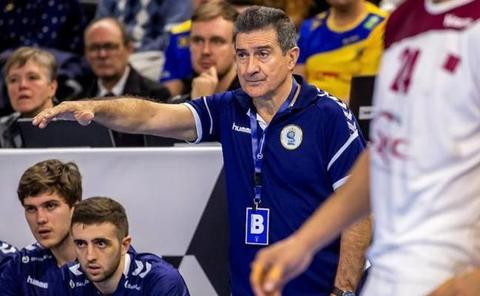 Manolo Cadenas no descarta aún a Fede Vieyra para la selección argentina