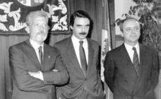 Castilla y León, 1987: el pacto que encumbró a Aznar y desintegró el CDS