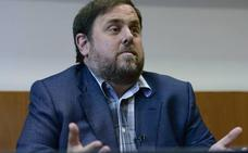 El Supremo teme que Junqueras se quede en Bruselas y le impide recoger el acta de eurodiputado