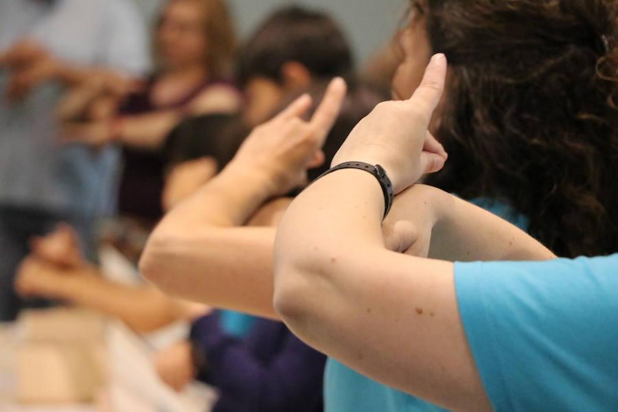 Día Nacional de la Lengua de Signos Españoles