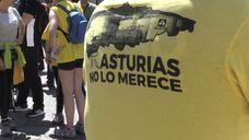 La Marcha del Aluminio llega a León