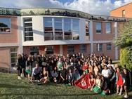 Estudiantes internacionales en León