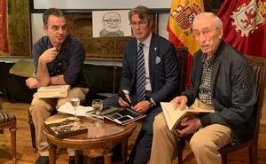La Casa de León en Madrid ofrece su homenaje a la figura de Victoriano Crémer