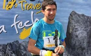 Manuel Merillas logra el récord en la Travesera de Picos