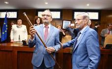 El socialista Olegario Ramón se convierte en alcalde de Ponferrada con la mayoría absoluta del plenario