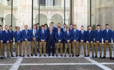Arranca la fase final de la XI Copa de Regiones UEFA para Castilla y León