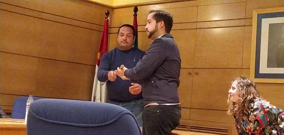 José Luis García, el alcalde más 'madrugador', toma el mando de Villamanín con el apoyo de UPL